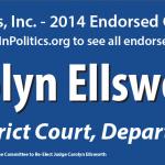 Judge Carolyn Ellsworth for Clark County Nevada