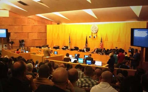 """Open to the Public: Nevada State Senate, Assembly and Clark County Commission Endorsement Interviews 2016"""