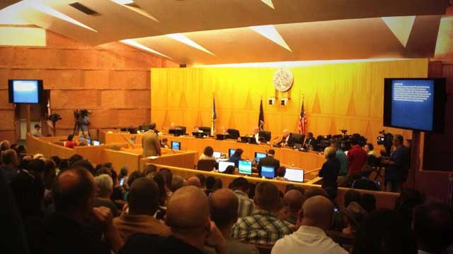 """""""Open to the Public: Nevada State Senate, Assembly and Clark County Commission Endorsement Interviews 2016"""""""