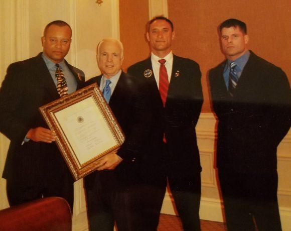Rest In Peace Senator McCain