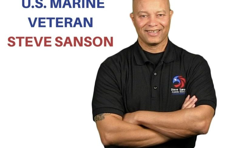 Steve Sanson President of Veterans In Politics International Birthday Message