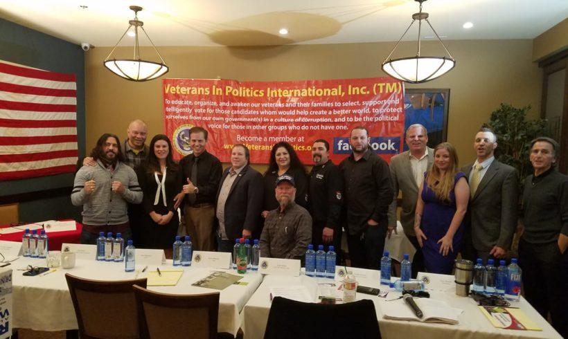 Cherchio, Vella, Stevens, Harhay, Adams, Leavitt, Krueger, Blakely, and Mooneyham all Endorsed by the Veterans IN Politics International