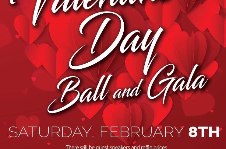 "Veterans In Politics Foundation Fifth Biennial Valentine's Day Ball & Gala ""save the date""!"