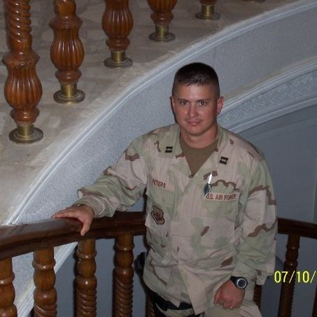 Military Veteran Sam Peters Congressional Candidate for Nevada's District 4 on the Veterans In Politics Talk Show