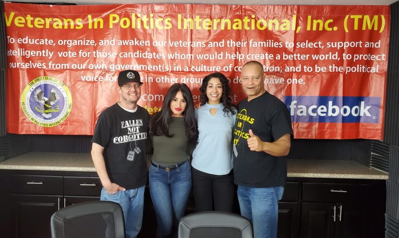 Veterans In Politics video internet talk-show presents the following guest: Gabriella DeBartoli Las Vegas Realtor. Jodeci Gonzalez will discuss the benefits of CBD