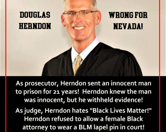 What You 'Need to Know' about THIS Judge—Educate Before You Vote!