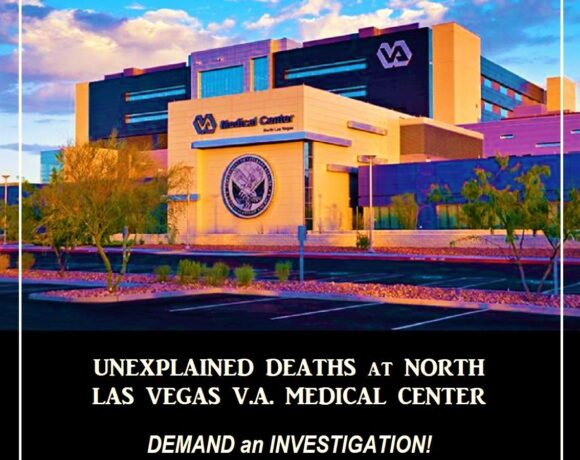 UNEXPLAINED DEATHS at NORTH LAS VEGAS V.A. MEDICAL CENTER