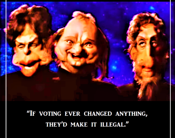 Land of Confusion!