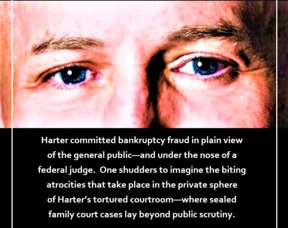 NO FREE RIDE for HARTER!!