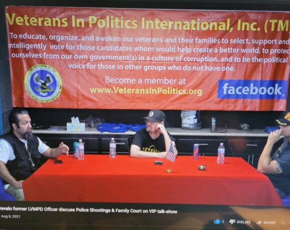 Former LVMPD Officer relive the controversial shooting of an Army Gulf War Veteran!