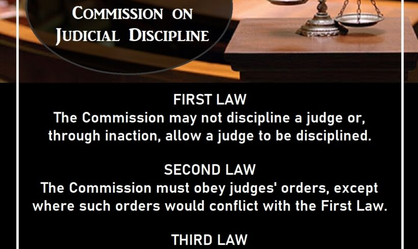 DEFUND the NEVADA COMMISSION on JUDICIAL DISCIPLINE!