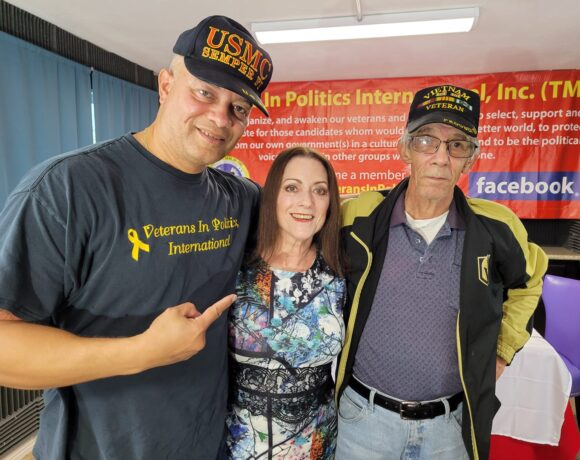 Vietnam 5 tour combat veteran gets screwed-over by a Family Court Judge tells his story