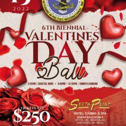 Sixth Biennial Valentine Day Ball & Gala